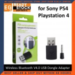 Wireless Bluetooth V4.0 USB Dongle Adapter for Sony PS4 Playstation 4 Headset Headphone