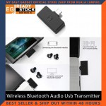 HC-A3551 Wireless Bluetooth Audio Usb Transmitter Bluetooth Headset Receiver Pc Adapter Converter For Ps4/switch/pc