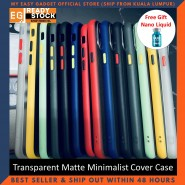 iPhone 11 Case Matte Minimalist Cover iPhone Shockproof Translucent Casing Free Nano Liquid Screen Protector
