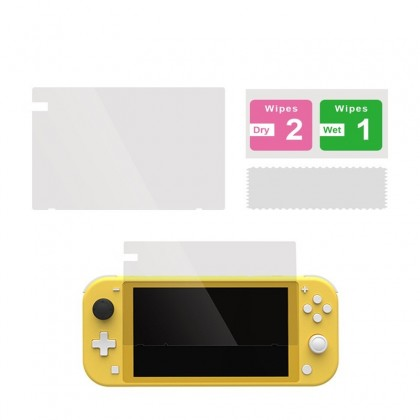 DOBE 12 In 1 Super Kit with Protective Bag Case Charging Base Kit Thumb Grips Earphones for Nintendo Switch Lite 19232