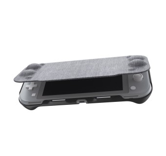 Mikiman Nintendo Switch Lite Protective Case Magnetic Flip Cover Carrying Case with Kickstand