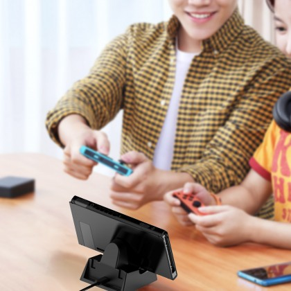 4 in 1 Multi-Function Charging Dock for Nintendo Switch / LITE / Joy-Con and Pro controllers Charging Stand Station