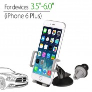 Avantree 3-in-1 Universal Car Phone Holder