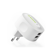 Avantree 10.5W Dual USB Wall Charger - TR602