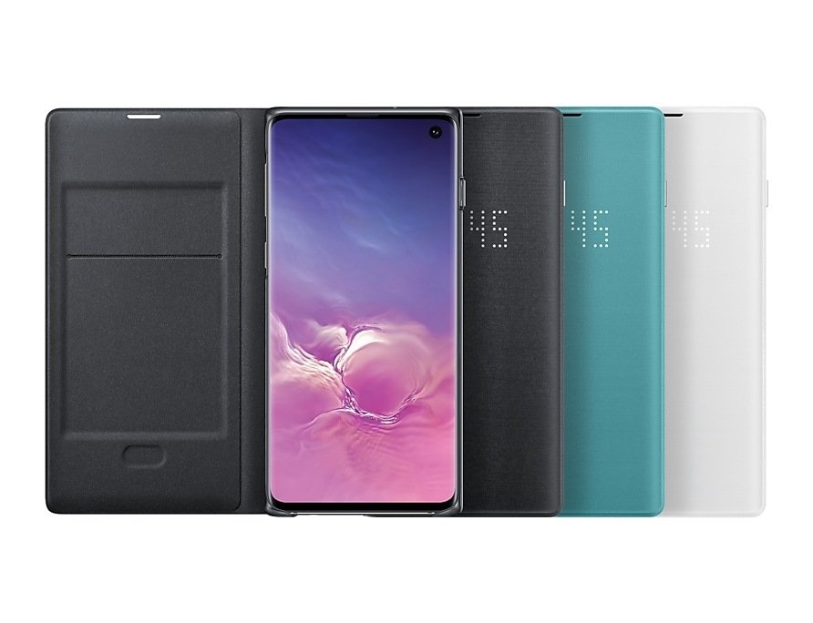 Original Samsung Galaxy S10 LED View Cover Case S10 Case
