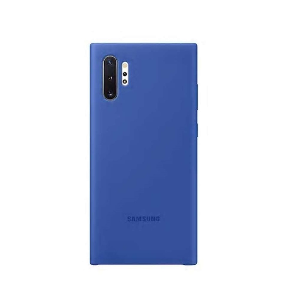 Original Samsung Note 10 Plus Case Silicone Cover Note 10 + Case