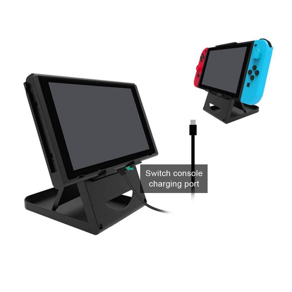 Dobe Nintendo Switch Foldable Compact Adjustable Stand 3 Angle TNS-1788
