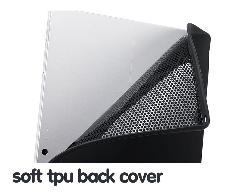 Microsoft Surface Pro 4 5 6 7 Casing Surface Pro Cover Premium Ultimate Case Stand Flip Case Free Charge Case 4 x Nano