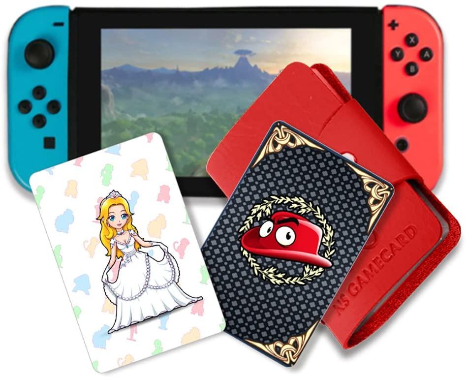 Super Mario Odyssey Wedding Amxxbo NFC Tag Cards for Nintendo Switch / Switch lite / Wii U 10 Pcs