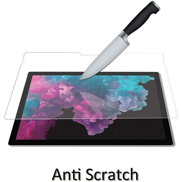 Microsoft Surface Pro 3 / 4 / 5 / 6 / 7 / X, Surface 3, Surface Go / Go2, 9H 2.5D Premium Tempered Glass
